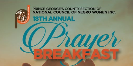 Prince George's County Section NCNW Prayer Breakfast