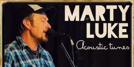 Live Music - Seppelt Wines - Marty Luke tickets