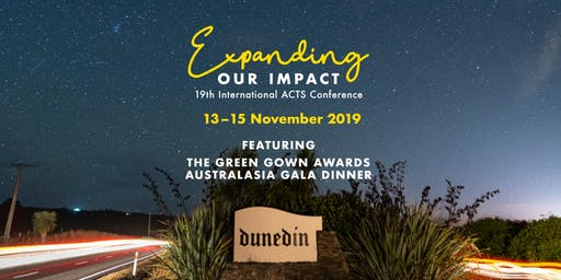 2019 International ACTS Conference