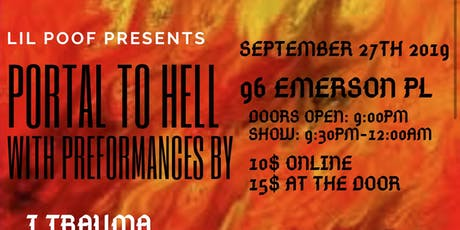 Portal to hell tickets