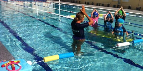 Learn to Swim Holiday Intensive & Squad Boot Camp - September 2019 tickets