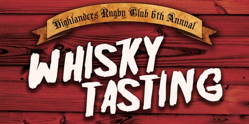 Highlanders Annual Whisky Tasting