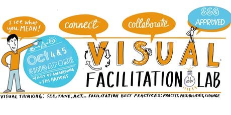 Art of Awakening Visual Facilitation Lab - Singapore (4 & 5 Oct 2019) tickets