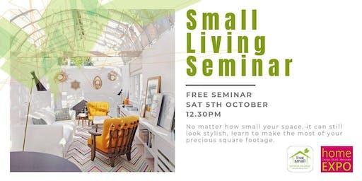 Small Living Seminar