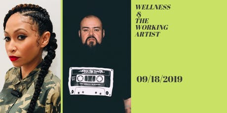 Wellness and the Working Artist  tickets
