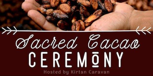 Sacred Cacao Ceremony @ Yertie