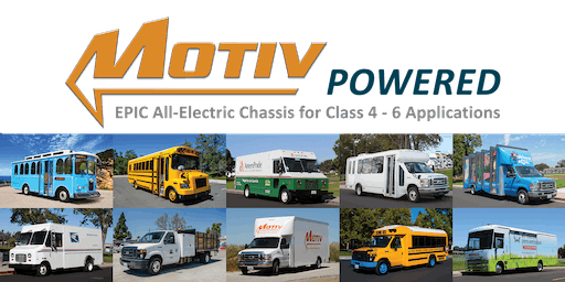 South Bay Ford & Motiv Power Systems EV Demo and Lunch