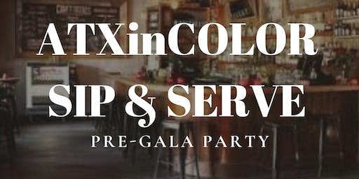 Sip & Serve | Austin Area Urban League Young Professionals