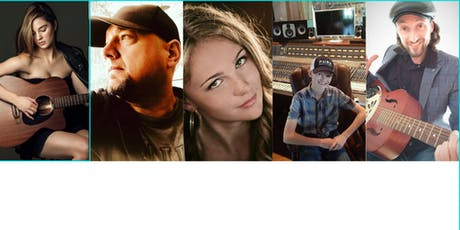 Country Writer's Round Kingston  tickets
