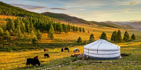 Travel Associates Caloundra invite you to Discover Mongolia and Siberia tickets