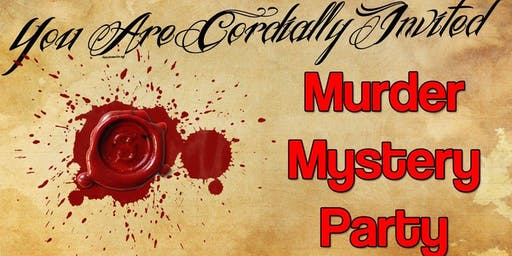 Killer Moves: A Murder Mystery Dance Party