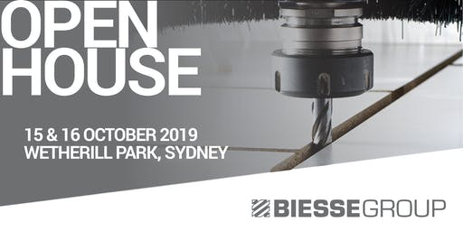 Biesse Sydney Open House 2019