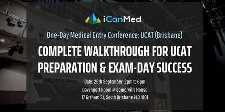 One-Day Medical Entry Conference: Free UCAT Workshop (BRIS) tickets