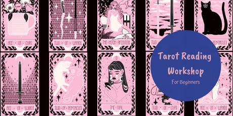 Beginners Tarot Reading Workshop tickets