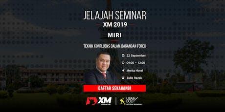 Jelajah Seminar Forex XM 2019 - Miri tickets