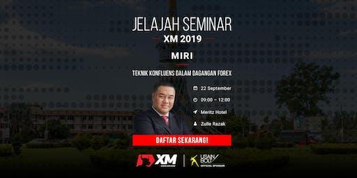 Jelajah Seminar Forex XM 2019 - Miri
