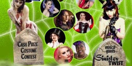 Hubba Hubba Revue's Uptown Cabaret HALLOWEEN BASH! tickets