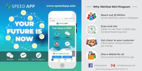 你好!我是微信小程序 [ Hello, I am WeChat Mini Program ] tickets