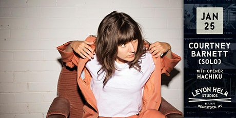 Courtney Barnett (solo) tickets