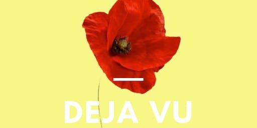 Deja Vu   A fundraiser for the benefit of Wildlife Aquatic Valuation Effort