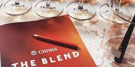 Chivas Blending Class at The Atrium Lounge tickets
