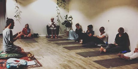 Turn on the Lights | 4 Week Beginners Meditation Course tickets