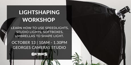 Lightshaping Workshop  tickets