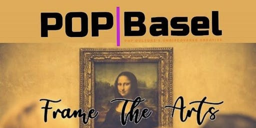 Frame the Art Sponsored by Pop Basel
