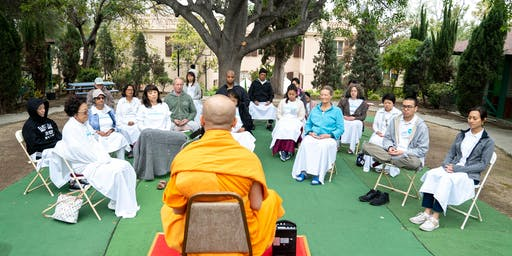 International Day of Peace Meditation Retreat