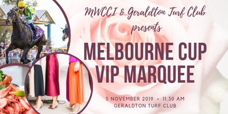 MWCCI + GTC Melbourne Cup tickets