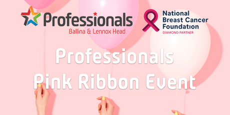 Professionals Pink Ribbon Event: After-work drinks, nibbles, raffles & more tickets