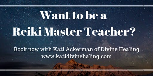 Want to become a Reiki Master Teacher?