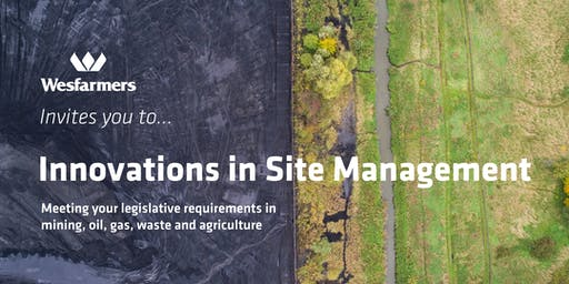 Innovations in Site Management