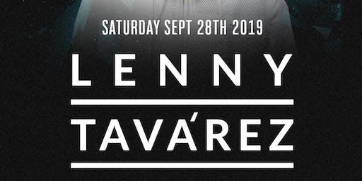 LENNY TAVÁREZ LIVE @ BACK9