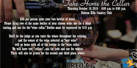 Take Home the Cellar tickets
