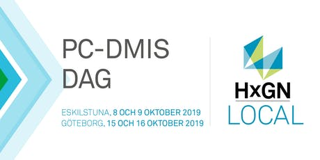 HxGN LOCAL PC-DMIS Dag tickets
