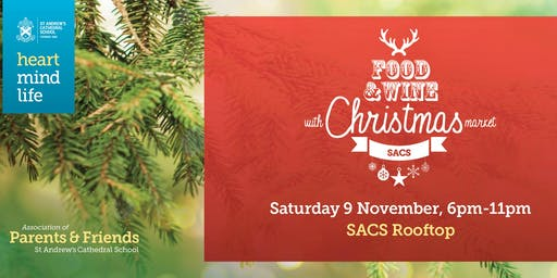 SACS Food & Wine with Christmas Market