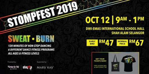 Stomp Fest 2019