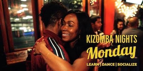 Kizomba Monday Class & Social @ El Big Bad 10/21 tickets