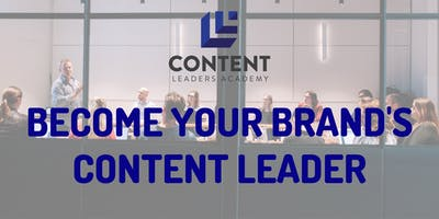 Content Leaders Academy masterclass (Canberra)