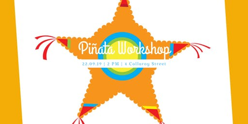 Piñata Workshop