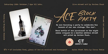 Ace Block Party tickets