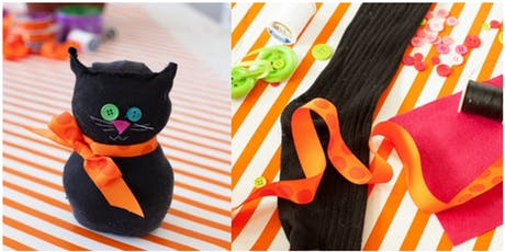 Halloween sock catz (Mudgee Library, ages 9-12) tickets