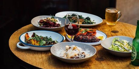 Scion Wine Dinner at Melbourne's Pope Joan tickets
