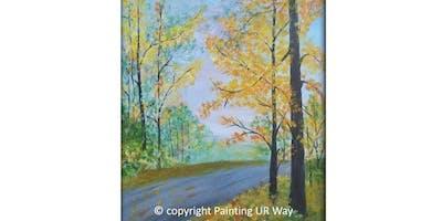 Autumn Way - Paint & Sip