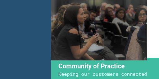 Panviva Community of Practice - Customer Session