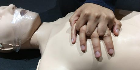Standard First Aid and BLS Provider CPR tickets