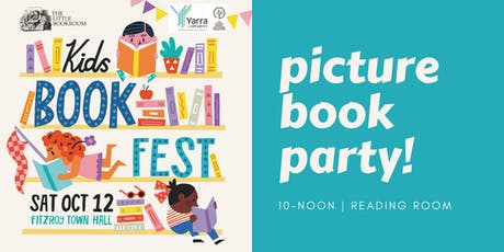 Kids Book Fest: Picture Book Party! tickets