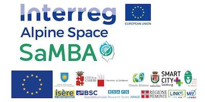 """Workshop Nazionale del progetto """"SaMBA"""""""