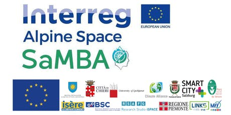 """Workshop Nazionale del progetto """"SaMBA"""" biglietti"""